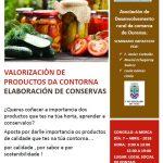 SEMINARIO VALORIZACIÒN DE PRODUCTOS DA CONTORNA ELABORACIÓN DE CONSERVAS